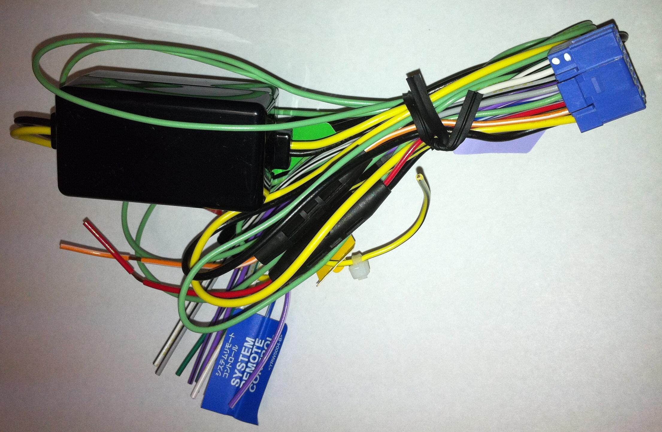 32 Pioneer Avh X2800bs Wiring Harness Diagram