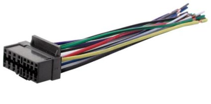 wire harness for pioneer Ouku Th8581ga 16 Pin Wiring Harness