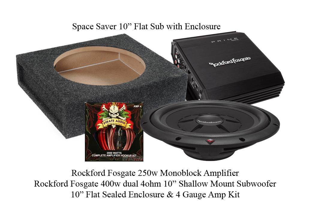 Sub hookup kit