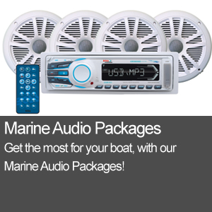 Marine Audio Packages