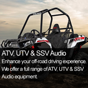 ATV UTV SSV Audio